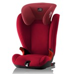 Britax Kidfix SL BR Black Series Bilstol Flame Red