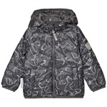 Ticket To Heaven Capella Reversible Jacket Castlerock Grey