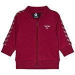 Hummel Milla Zip Jacket Rumba Red