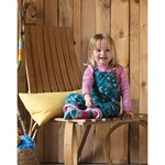 Frugi Ethel Cord Selebukse River Blue Alpine Friends