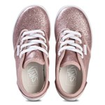 Vans Slip On Infants Atwood Trainers Rose Gold Glitter