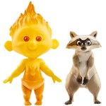 Disney The Incredibles De Utrolige Jack-Jack og Raccoon