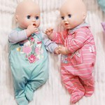 Baby Annabell Romper Turkis