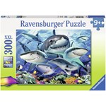 Ravensburger Smiling Sharks 300 biter
