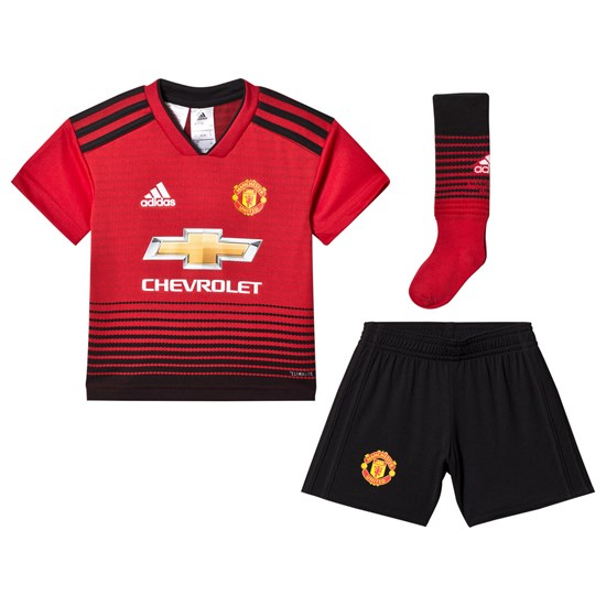 Manchester United Manchester United ´18 Kids Home Kit