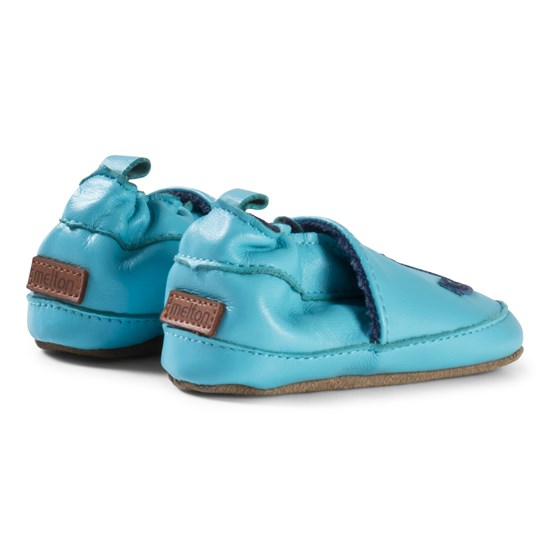 Melton Ancor Light denim Skinn