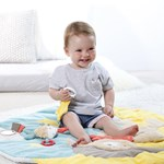 Baby Fehn Bruno 3-D Activity Quilt Babygym