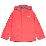 The North Face Snow Quest Jakke Rocket Red