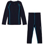 Tenson Coy Baselayer Dark Blue