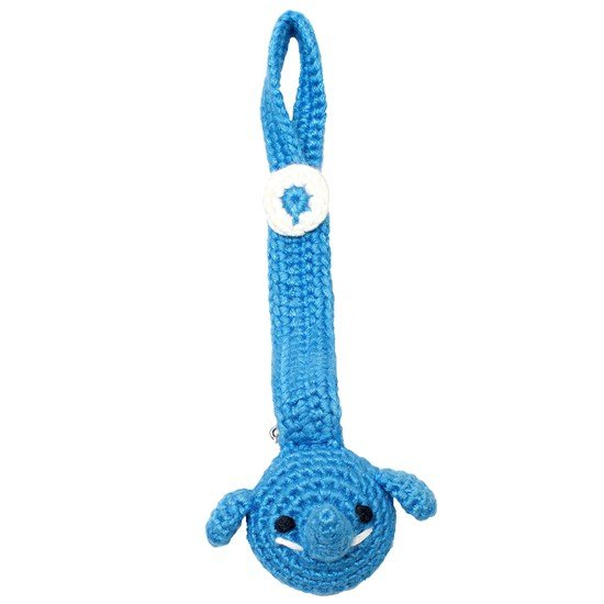 natureZOO Pacifier Clip Mr Elephant