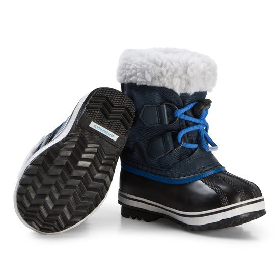 Sorel Yoot Pac Nylon Waterproof Snow Boots Blå