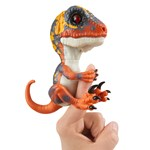 Fingerlings Fingerlings Untamed Dinosaur Oransje