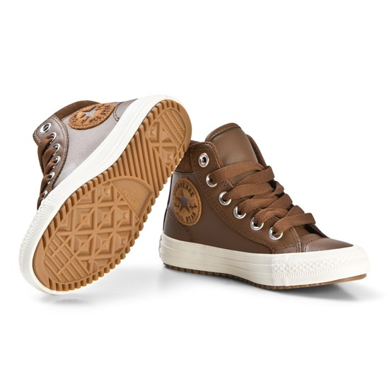 Converse Brown Chuck Taylor All Star PC Infants Boot