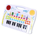 Music Animal Piano Keyboard