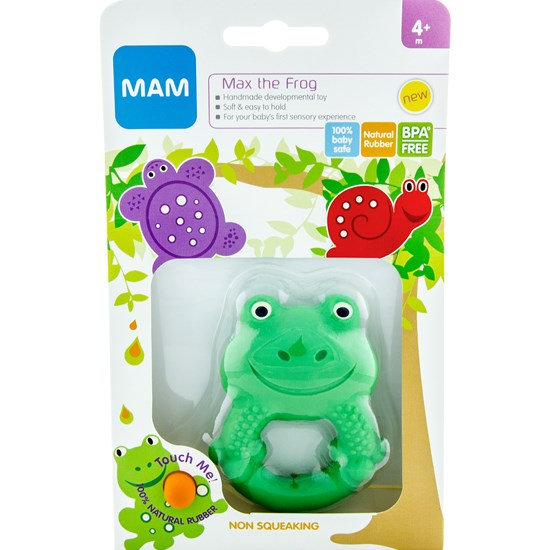 MAM Bitering Max The Frog Green