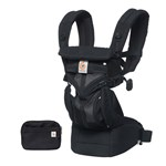 Ergobaby Omni 360 Cool Air Bæresele Onyx Black