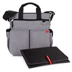 Skip Hop Stelleveske, Duo, Signature, Heather Grey