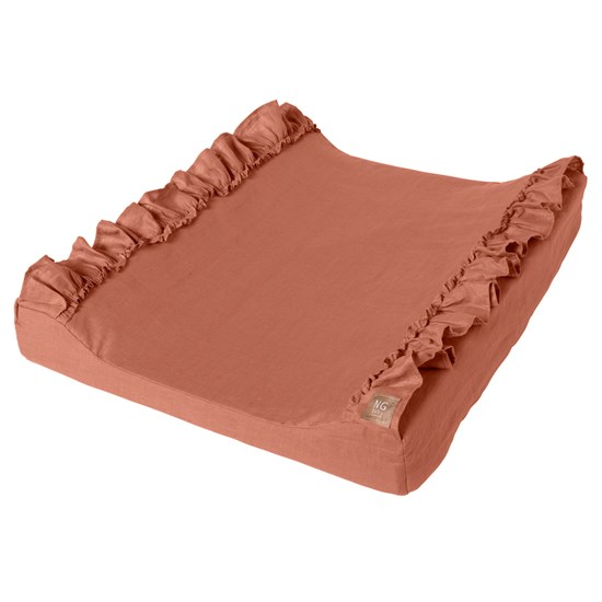 NG Baby Standard stellematte i mood volang terracotta