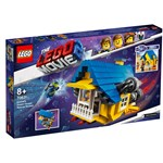 LEGO The Movie 70831 LEGO® Movie 2 Emmet sitt drømmehus/redningsrakett!