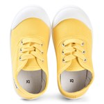 Kuling Textil Shoes Vienna Happy Yellow