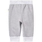 Joha Pants Striped Knit Grey