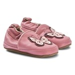 Melton Leather shoe - Butterfly Dusty Rose