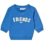 Name It Taboy Ls Sweat O-Neck  Strong Blue