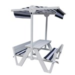 Oliver & Kids Picnic table with canopy