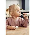 BabyBjörn Baby Spoon & Fork Powder Green