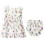 Hatley Enchanted Garden Baby Party Dress