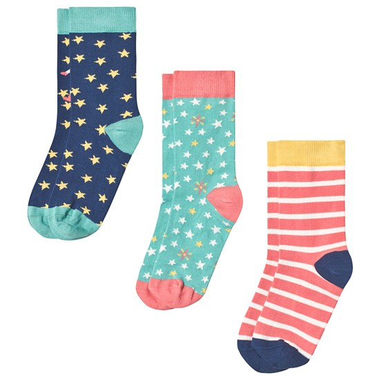 Frugi Space Susie Socks 3 Pack
