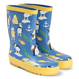 afc05eb2 Frugi Puddle Buster Welly Boots