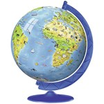 Ravensburger Puzzle, Children´s World Globe, 180 pieces