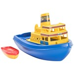 Play Boat with smaller boat