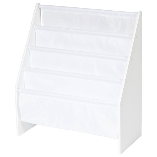 JOX Shelf Canvas 4 compartments White