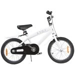 STOY Bicycle 16 Cruiser Frame White