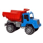Plasto Truck, Blue/Red