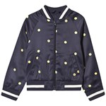 Gap Emoji Bomber Navy Uniform