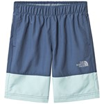 The North Face Blue Colourblock Water Reactive UPF 50 Swim Shorts