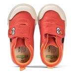 Toms Red Elmo Velcro Doheny Trainers