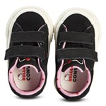 Converse Black Hello Kitty One Star Velcro Trainers