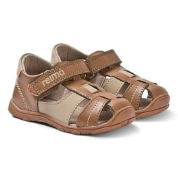 04001a78 Reima Sandals, Messi Warm Brown