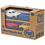 Green Toys 4-Pack Cars