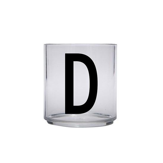 Design Letters Kids Personal Drinking glass D