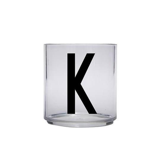 Design Letters Kids Personal Drinking glass K