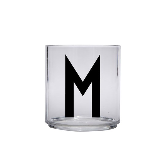 Design Letters Kids Personal Drinking glass M