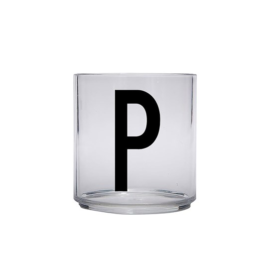 Design Letters Kids Personal Drinking glass P