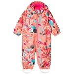 Reima Reimatec® overall, Bloom Coral Pink
