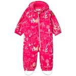 Reima Reimatec® overall, Bloom Candy pink