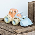Dantoy Bio tractor with grab in giftbox